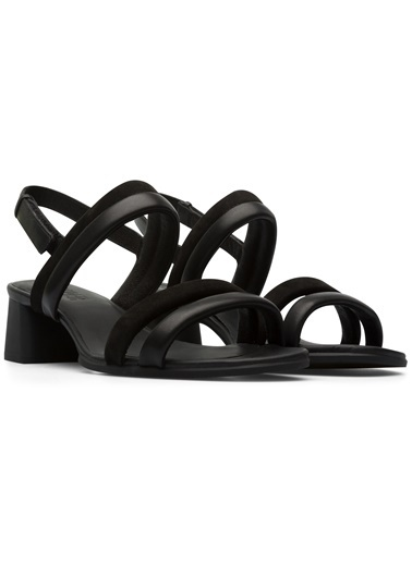Camper Katie Sandal Sandalet Siyah